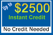 Finance up to $2500